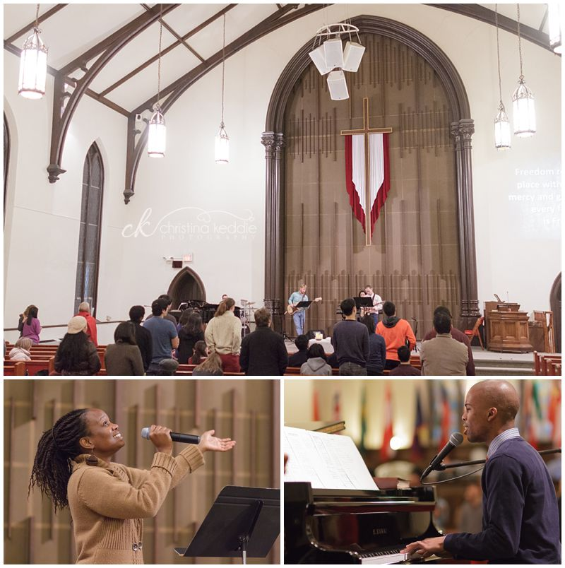 Nassau Christian Center evening service | Christina Keddie Photography | Princeton event photographer