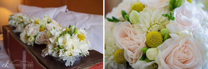 Hannah + Chris | Sophisticated literary Brooklyn wedding | Christina Keddie Photography