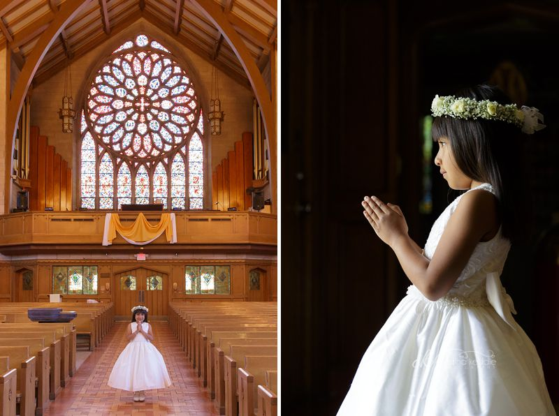 First Communion portraits | Christina Keddie Photography | Princeton NJ children photographer