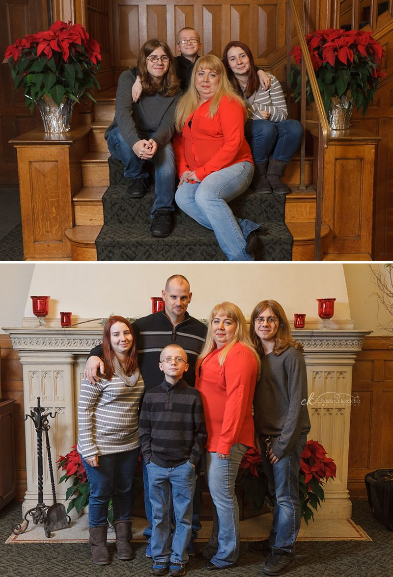 M family | Nutrisystem Back in the Picture contest winner | Princeton NJ family photographer